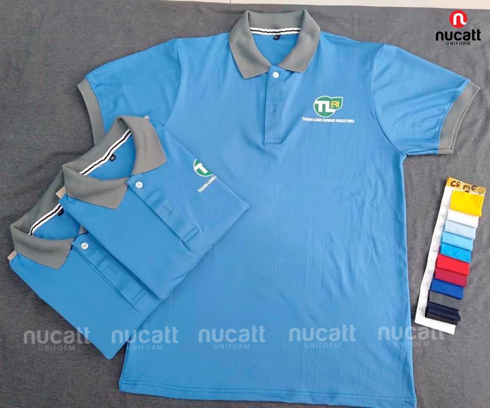 Các bước để đặt áo phông đồng phục in hình, in chữ tại TP HCM