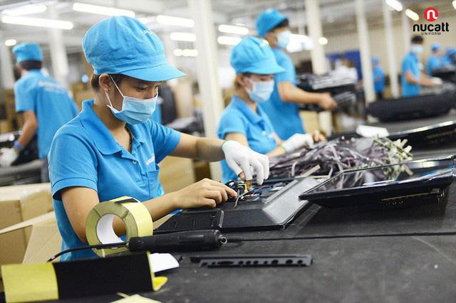 Tại sao doanh nghiệp bạn cần trang bị cho công nhân những bộ đồng phục công nhân chất lượng